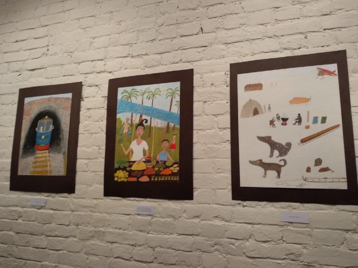 Выставка «Барышня-крестьянка»