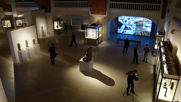 Выставка «Сакральный дар божеству»