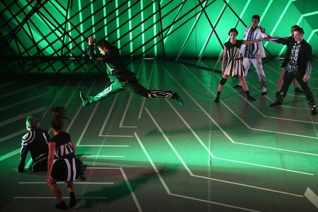 Фестиваль современного танца «Dans Nederlands» 2016