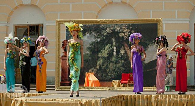 Фестиваль «Императорский букет» 2016