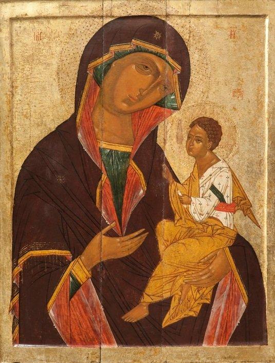 Выставка «Искусство Великого Новгорода эпохи святителя Макария»