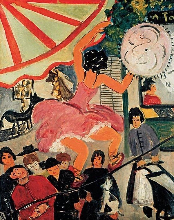 Цикл лекций «Париж эпохи Модильяни» вМузее Фаберже