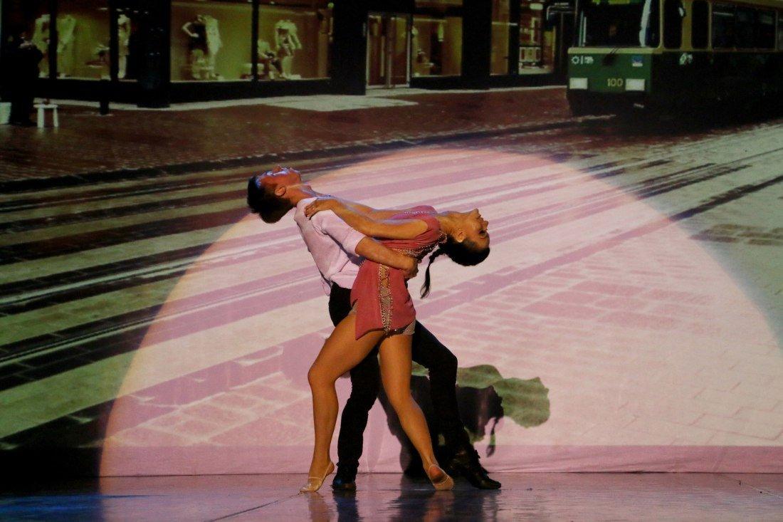 Концерт студии танца «Движение»
