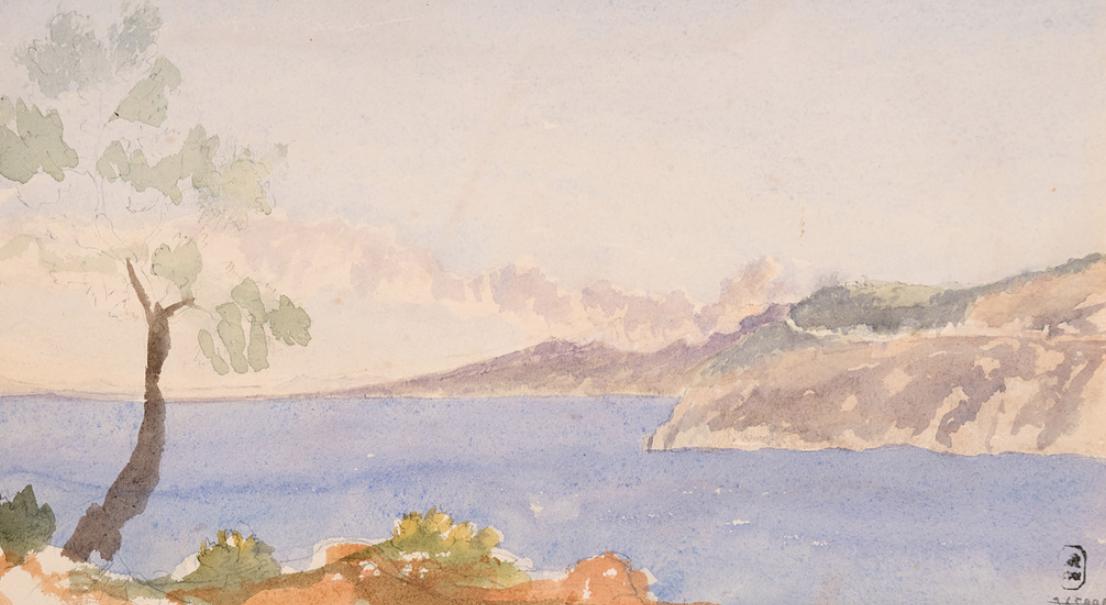 Выставка «Павел Строганов. Итальянское путешествие»