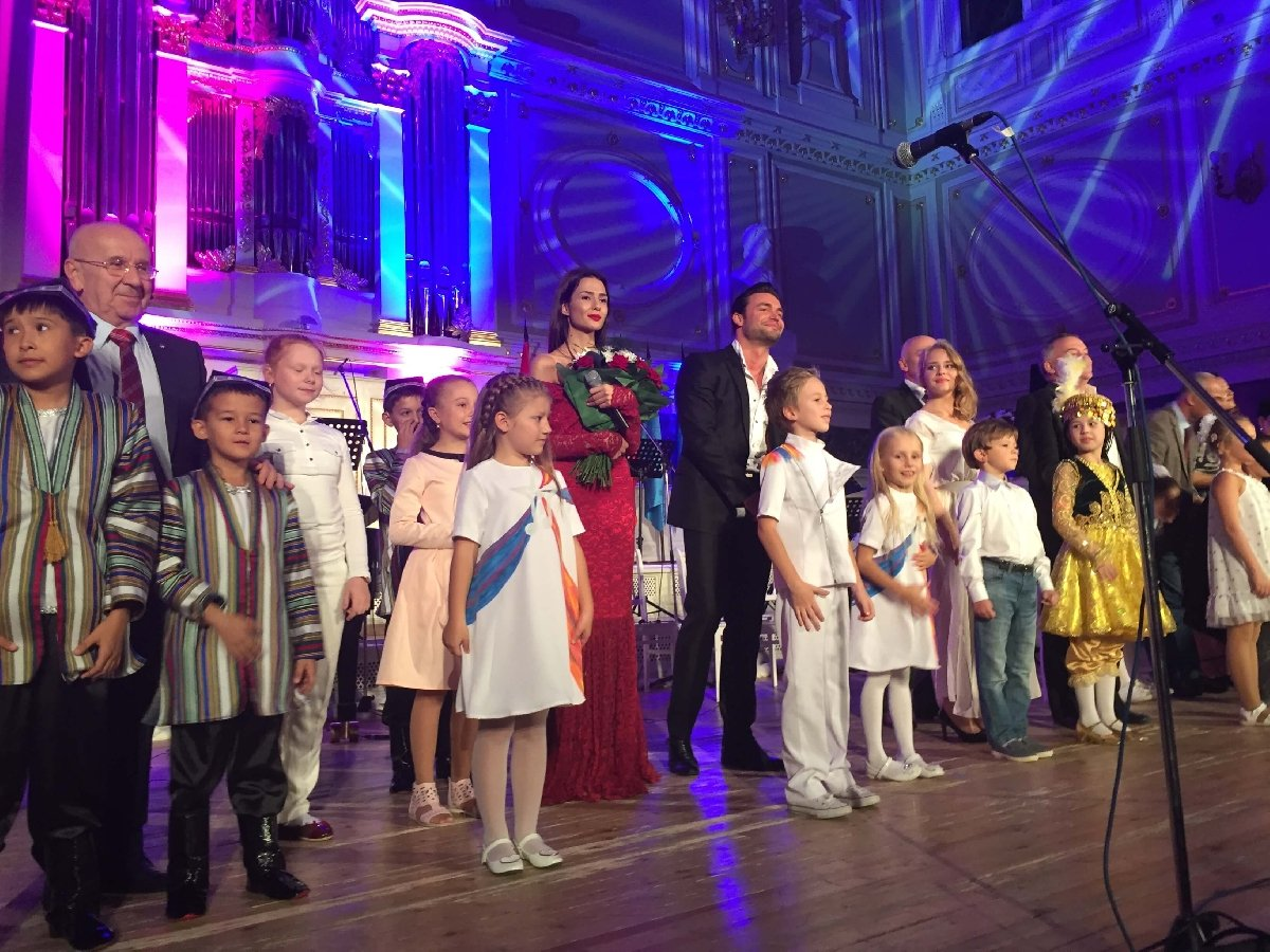 Международный музыкальный фестиваль для детей «Волшебная симфония» 2017