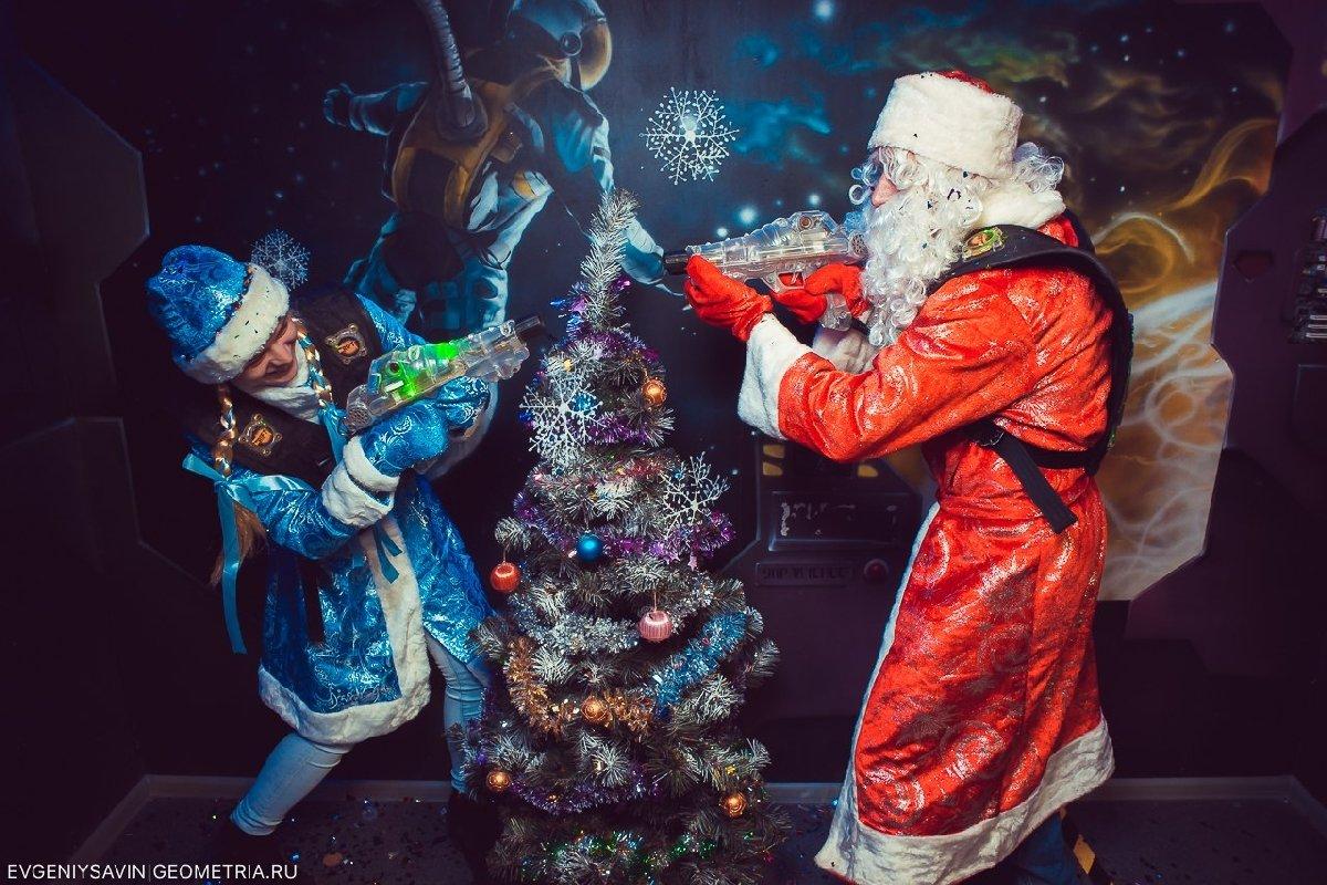 Новогодние праздники вЦентре активных развлечений «Портал-78»