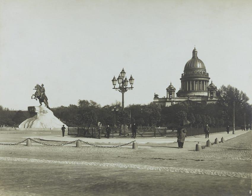 Выставка «Петербург вфотографии XIX века»