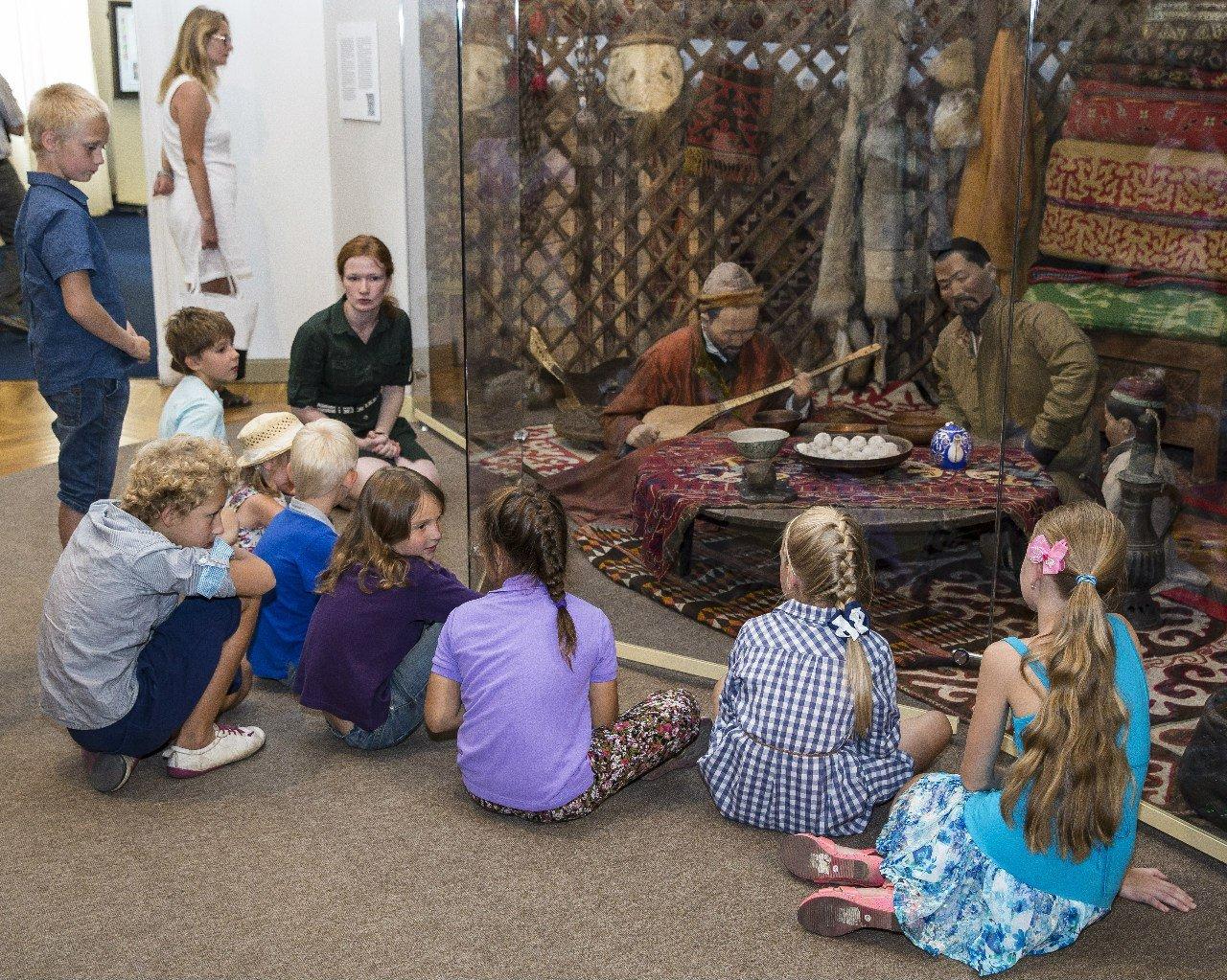 Экскурсии поЭтнографическому музею