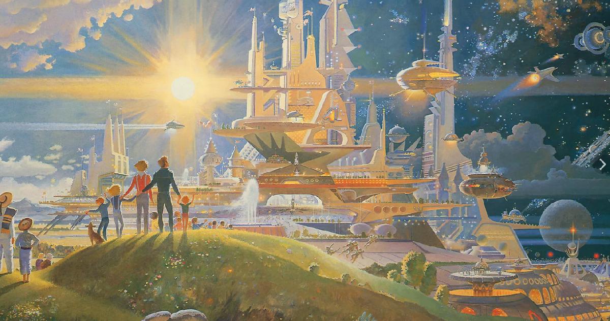 Выставка «Города прошлого. Города будущего»