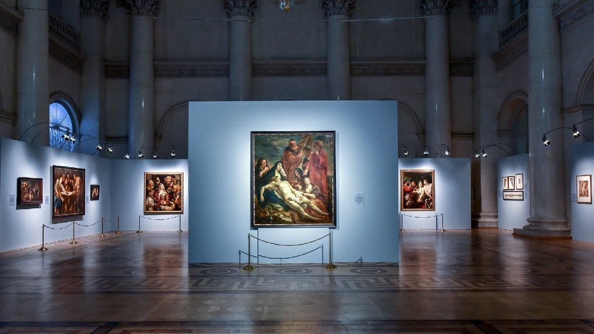 Выставка «Якоб Йорданс. Картины ирисунки изсобраний России»