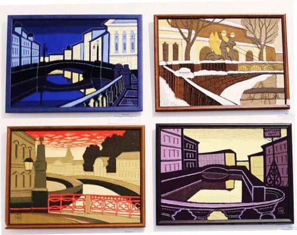 Выставка «Город контрастов»