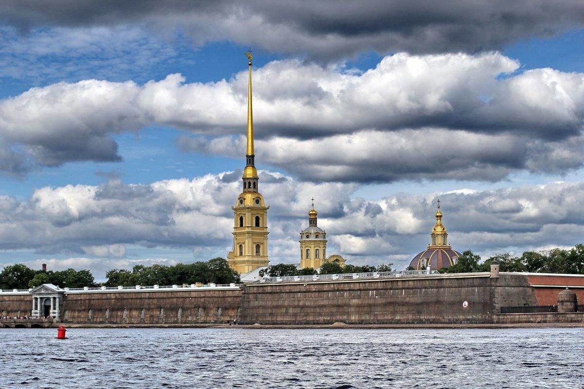 Праздник «День города вПетропавловской крепости 2019»