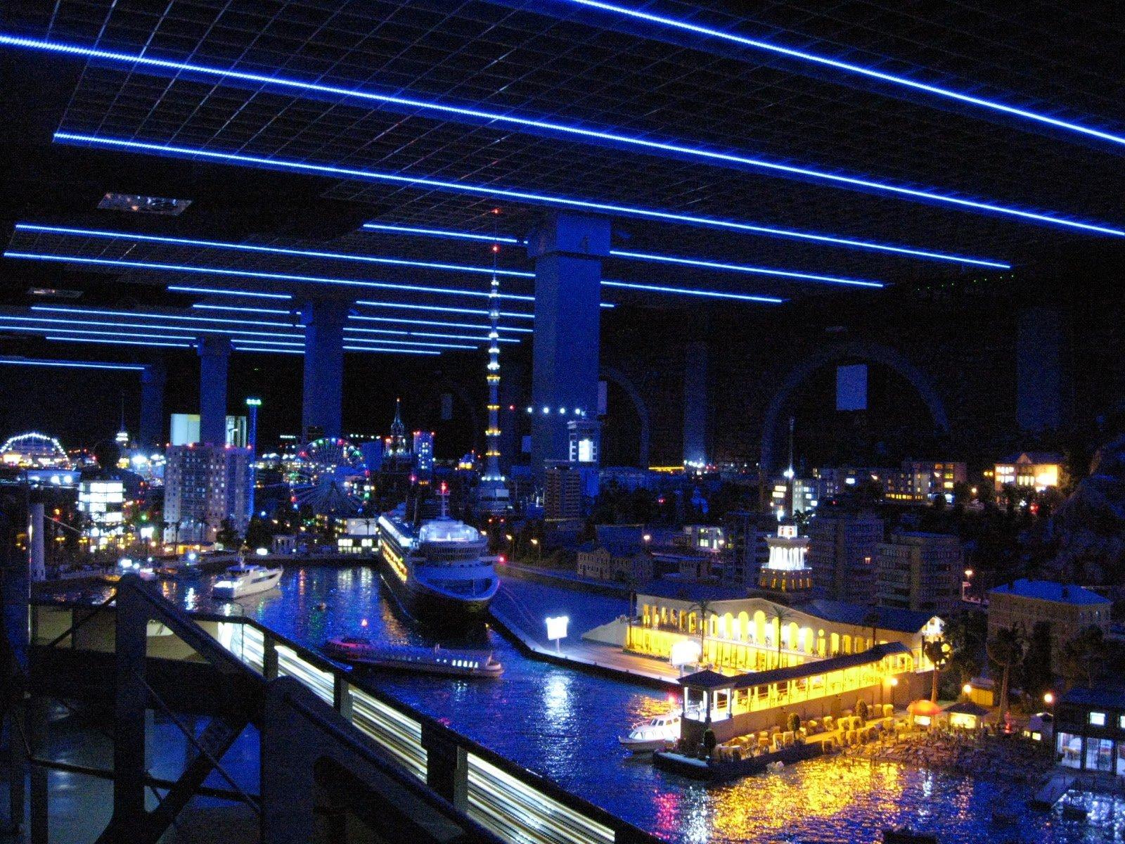 Интерактивный музей «Гранд-макет Россия»