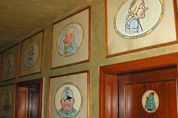 Выставка «В гостях уШвейка»