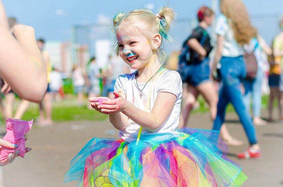 Всероссийский Фестиваль Красок 2019