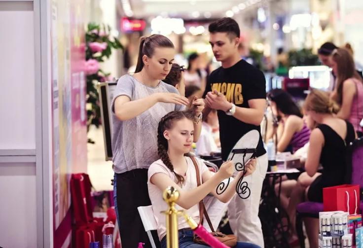 Фестиваль красоты вТЦ Галерея 2019