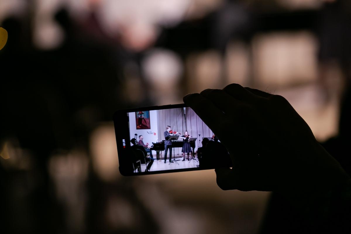 Концерт «Клевер Квартет иМурат Кабардоков вПетербурге» 2021