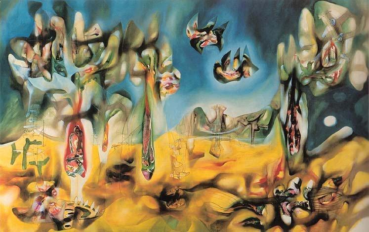 Выставка «Роберто Матта ичетвёртое измерение»