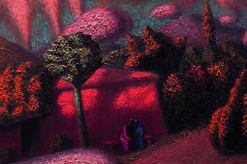 Выставка «Александр Акилов. Живопись»