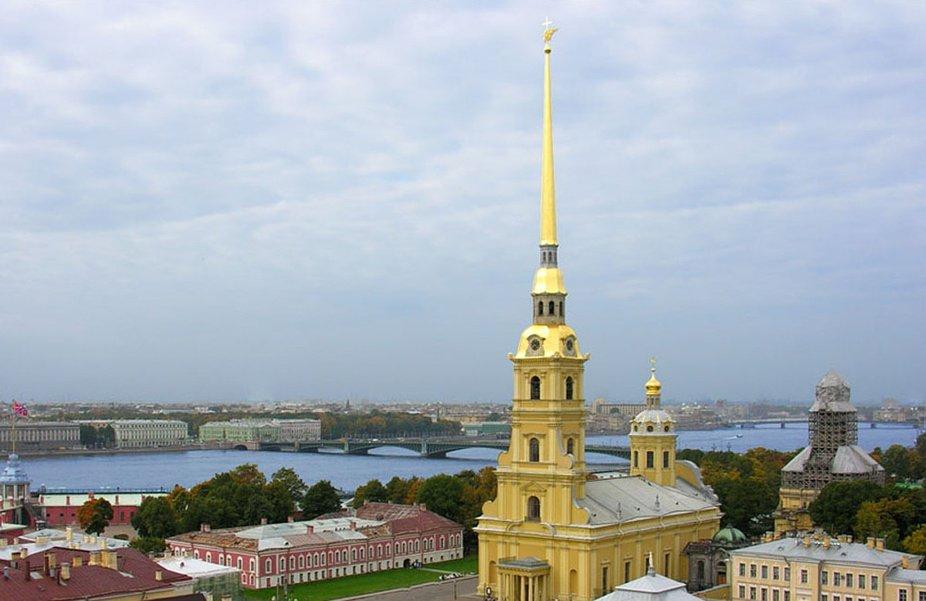 Экспозиция «Петропавловский собор иВеликокняжеская усыпальница»