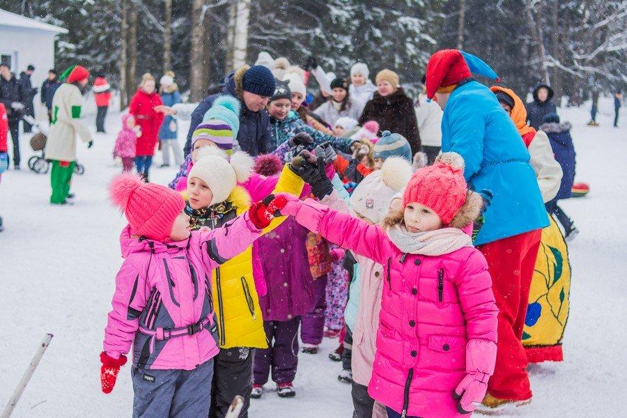 Масленичные гуляния вмузее-заповеднике «Павловск» 2020
