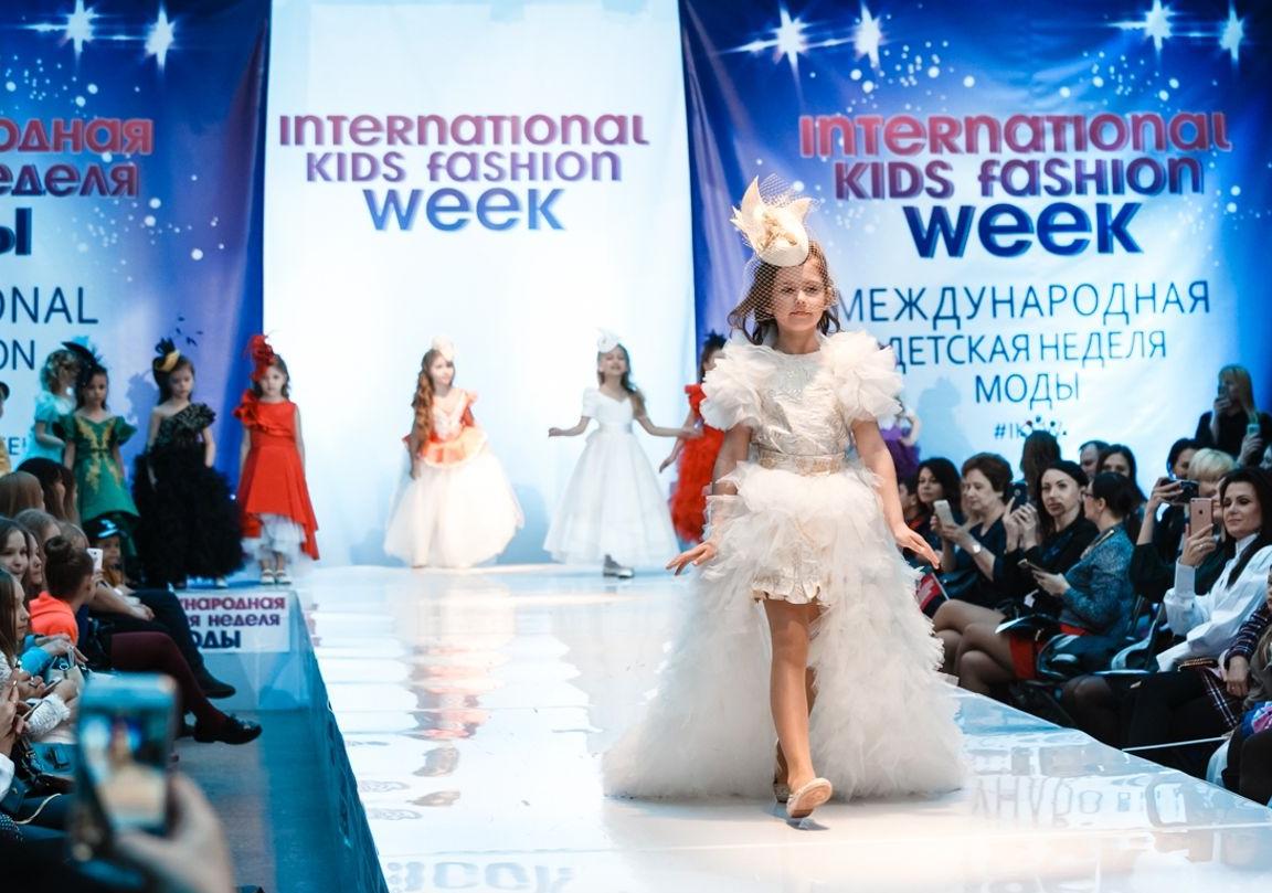Неделя детской моды вСанкт-Петербурге 2017