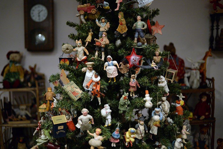 Выставка «Рождественские иновогодние подарки»