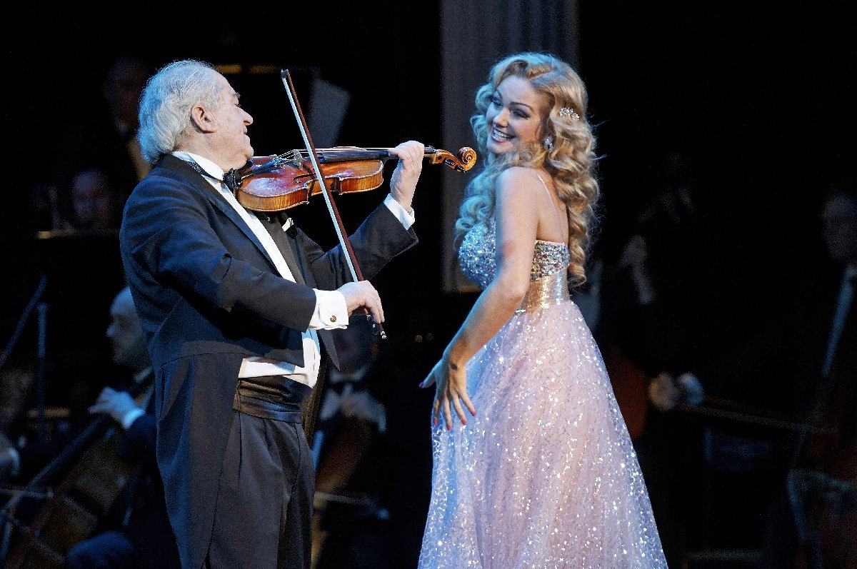 Гала-концерты звезд оперетты «Ради женщин»