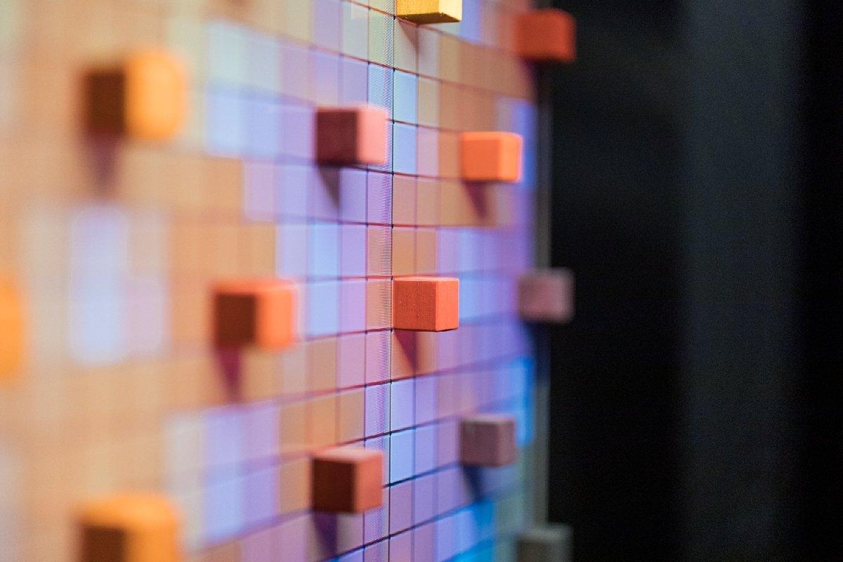 3D-тур повыставке «Лаборатория Будущего. Кинетическое искусство вРоссии»