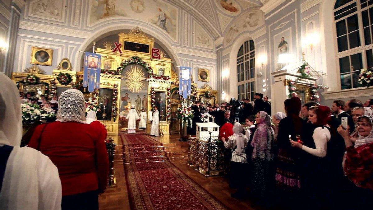Празднование ПасхивСанкт-Петербурге 2017