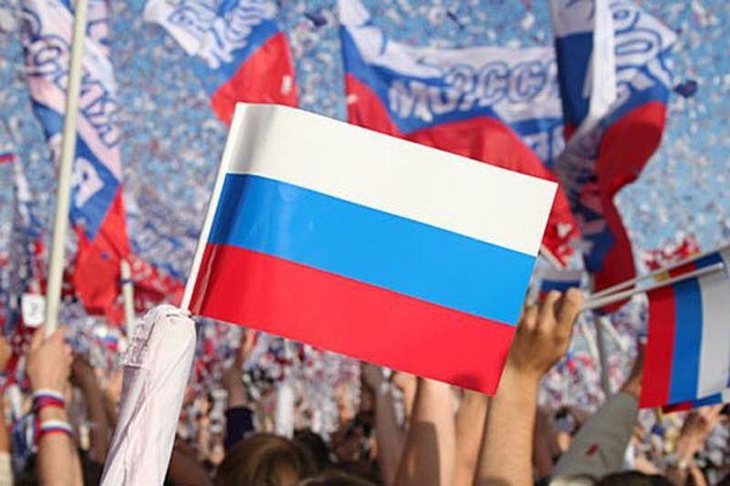 День Флага России вСанкт-Петербурге 2017
