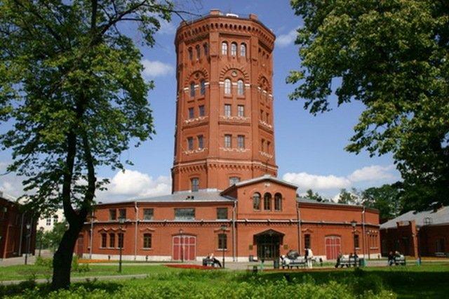 Музейный комплекс «Вселенная Воды»