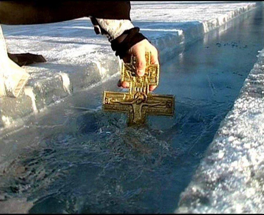 Крещенские купания вСанкт-Петербурге 2018