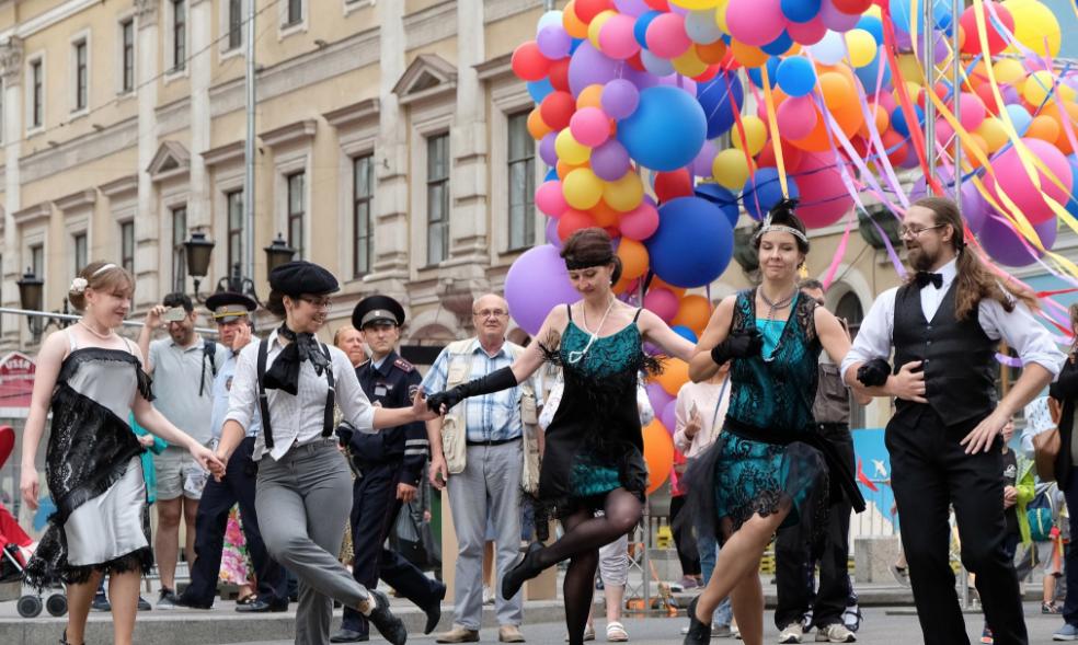 Фестиваль «Живые улицы» 2018