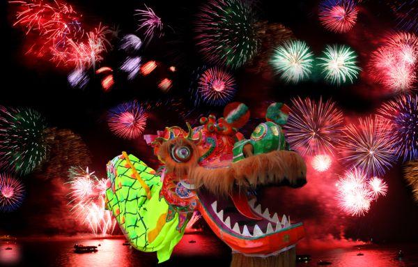 Фестиваль «Китайский Новый Год вСанкт-Петербурге» 2018