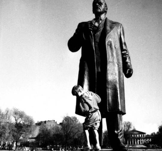 Выставка «Черно-белый Ленинград»