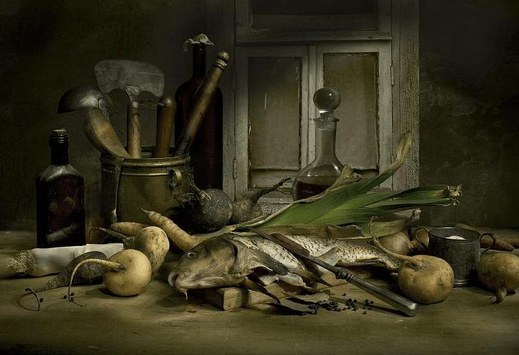 Выставка «Натюрморт вфотографии»