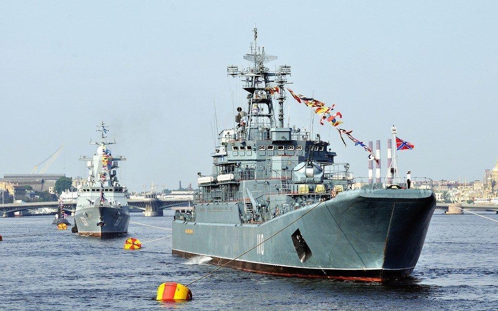 Программа мероприятий вДень ВМФ-2017 вСанкт-Петербурге ирайонах