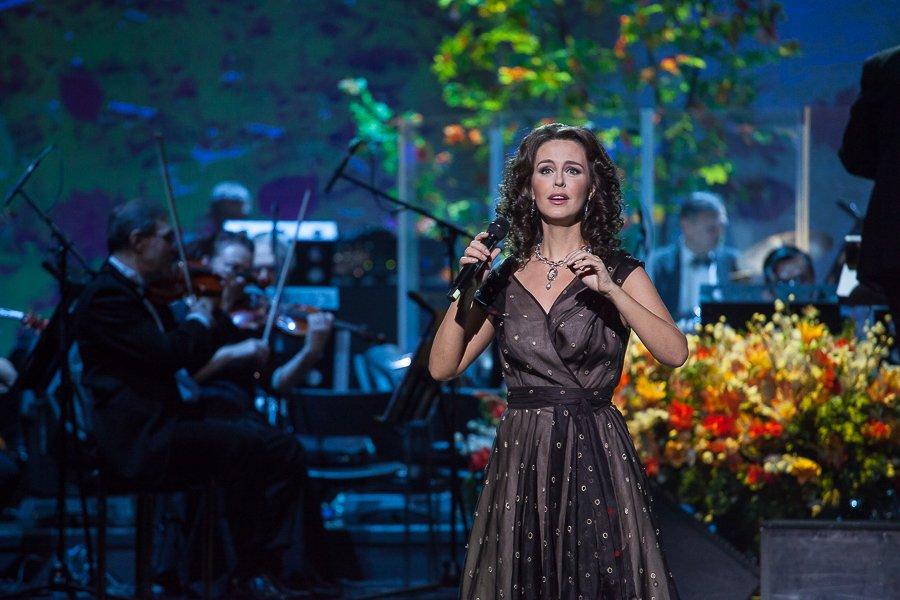 Праздник романса «Петербургская осень»