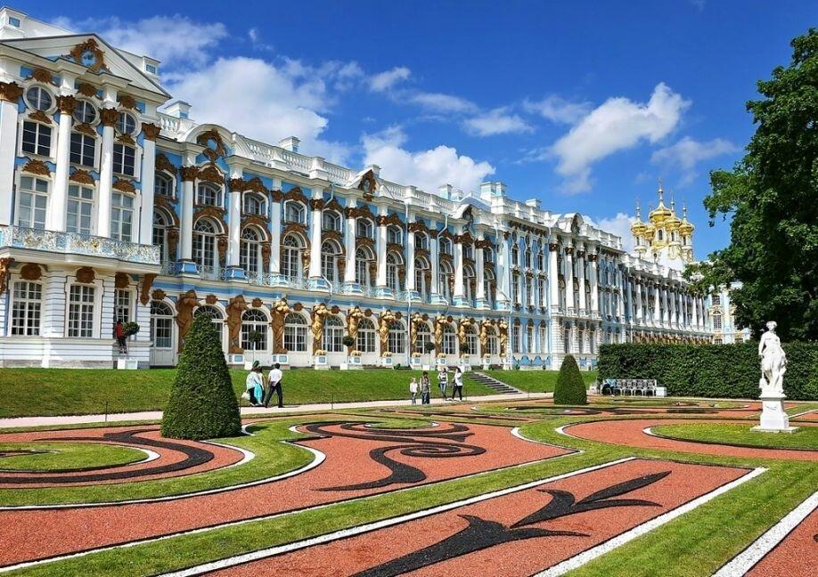 Екатерининский иАлександровский парки открыты