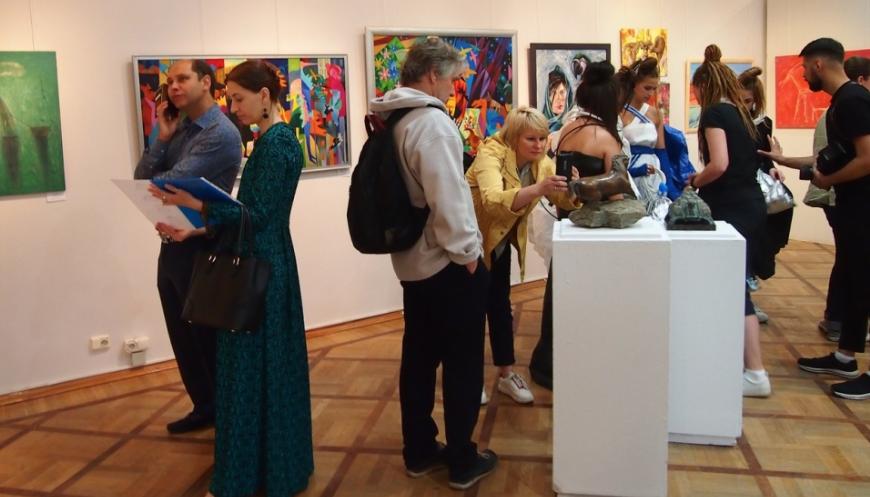 Выставка «Ареал один»