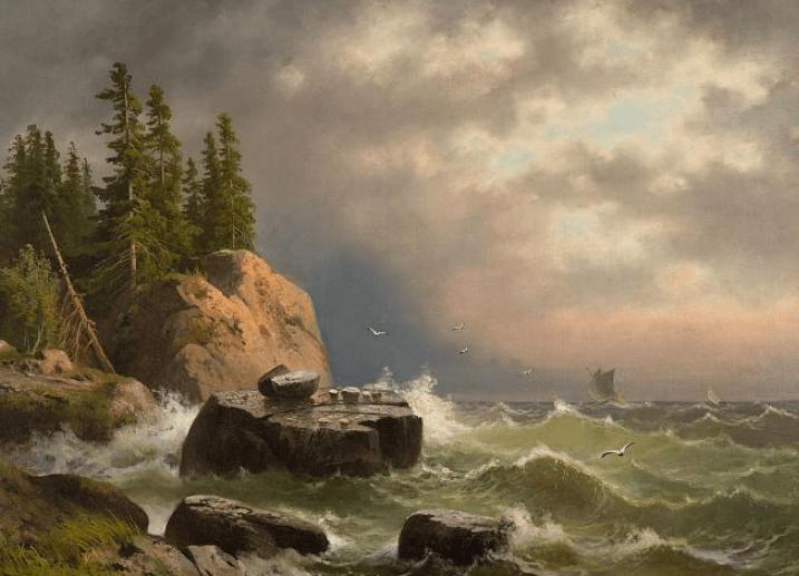 Выставка «Валаам: 200 лет врусской живописи»