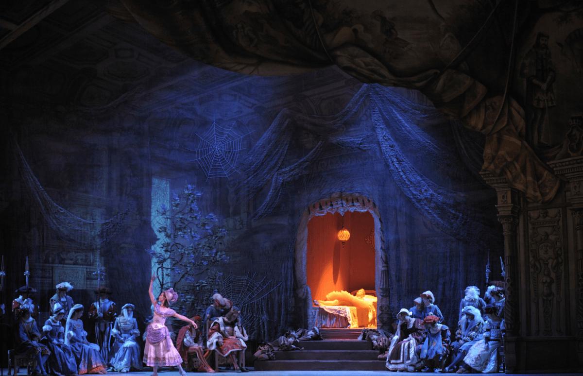Балет «Спящая красавица» аМариинском театре