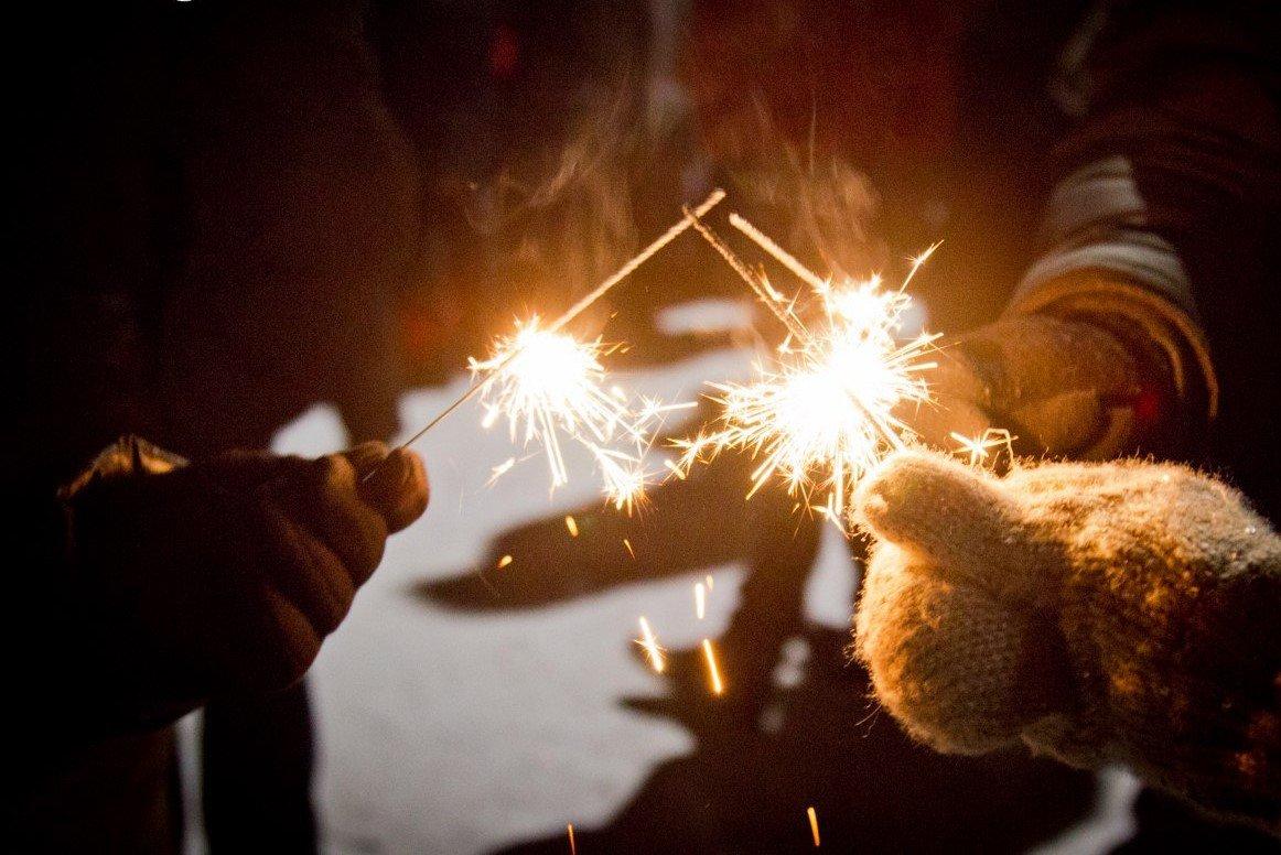 Фестиваль бенгальских огней 2018