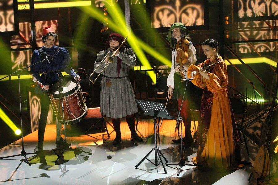 Минифестиваль музыки средних веков ивозрождения