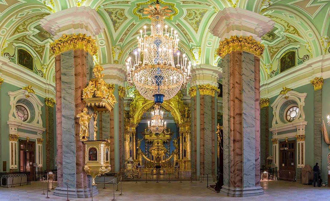 «Петропавловский собор. Великокняжеская усыпальница»