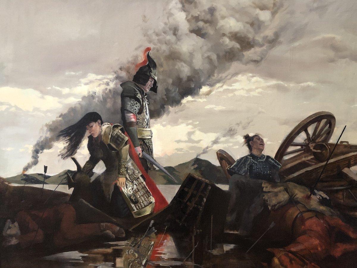 Выставка дипломных работ выпускников Института живописи имени И.Е. Репина