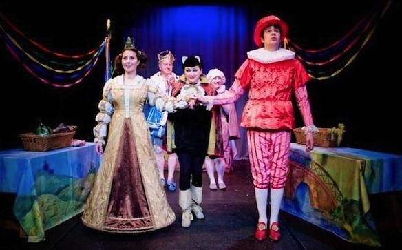 Детский драматический «Театр уНарвских ворот»