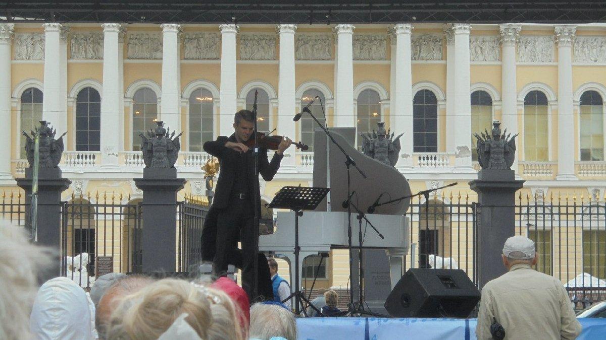 Фестиваль «Скрипка наНевском» 2019