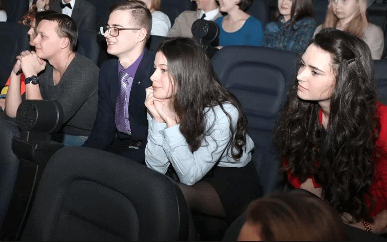 Фестиваль кино «Мир знаний» 2017
